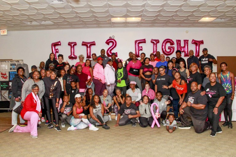 Fit to Fight Event Shows the Importance of Cancer Awareness in the Black Community