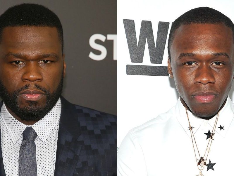 How Can 50 Cent Hate An Image of Himself?