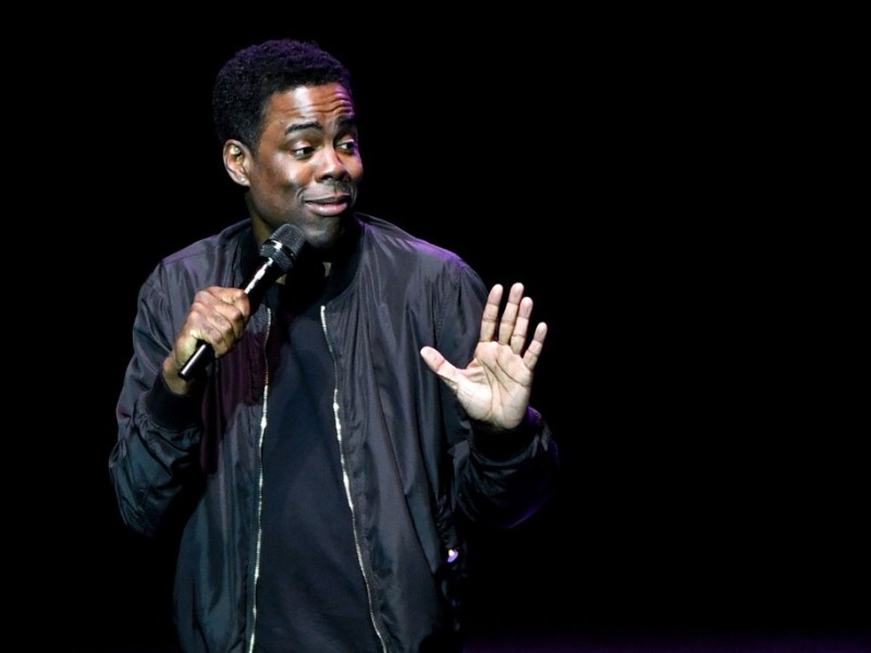 "Video Extra #6 >>> Chris Rock: ""Married People and Soulmates"" (Comedy Clip)"