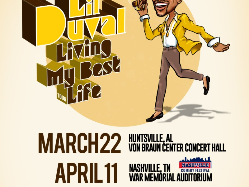 Lil Duval – Living My Best Life Tour, New Dates Added