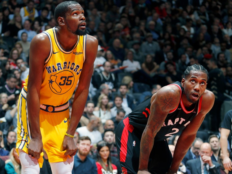 Kevin Durant Injury Shows NBA Teams don't Care about their Players and Kahwi Leonard was Right