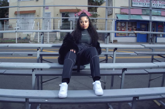 Video Extra #2 >>> Ella Mai – Shot Clock