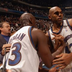 Jerry Stackhouse wishes he never played with Michael Jordan in Washington