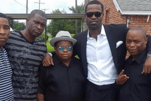 Stephen Jackson and Jamie Foxx will have a Press Conference and Community Rally to address the Death of George Floyd in Minnesota today at 1 pm