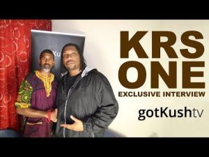 Video Extra #2 >>> KRS ONE Goes DEEP in Science, DNA, & the purpose of the self