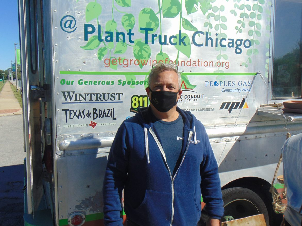 Tony Abruscato Talks about his One-of-a-Kind Mobile Plant Truck in Chicago