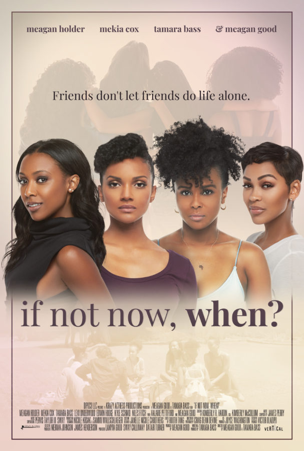 """Meagan Good on her Directorial Debut in Film 'IF NOT NOW, WHEN?' … It's """"A Love Letter to our Sisterhood."""""""