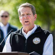 Georgia governor Brian Kemp is big mad following MLB decision to move their All-Star game out of Atlanta