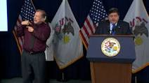 Video Extra >>> Gov. JB Pritzker Announces State Will Reopen Further Under 'Bridge Phase' On May 14; Full Reopening