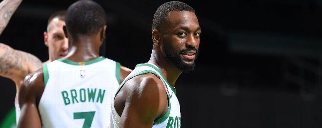 Boston Celtics trading Kemba Walker, 2021 first-rounder to Oklahoma City Thunder, sources say