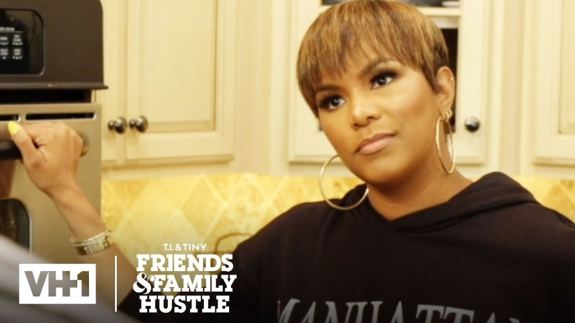 Video Extra #3 >>> Will Tommi & LeToya Work It Out, Or Argue? | T.I. & Tiny: Friends & Family Hustle