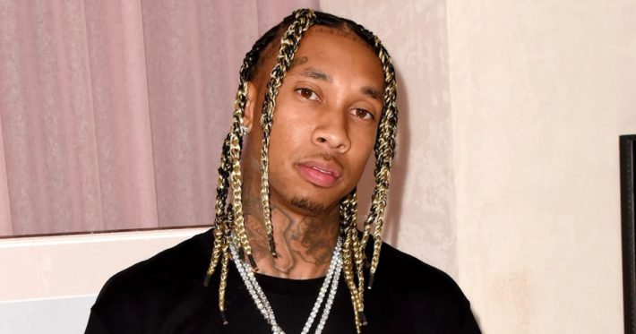 Video Extra #4 >>> Tyga Arrested for Felony Domestic Violence… Bail set at $50,000