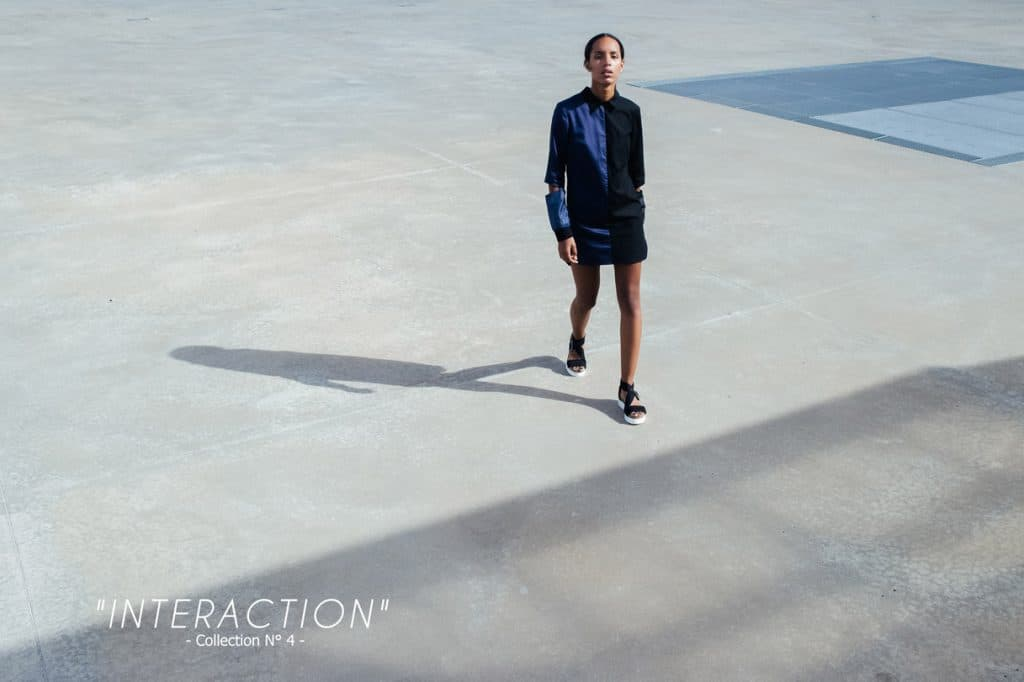 Collection N°4 Interaction | Collections Black Verveine mode eco-responsable