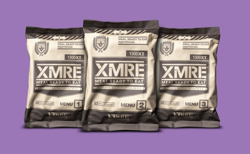 Finding MREs For Sale