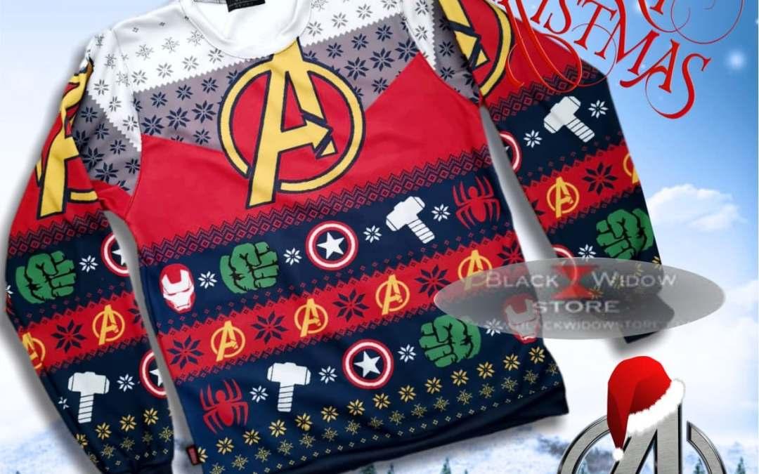 S512. Sueter Avengers 1