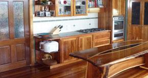 Carl Karacsay Furniture  Blackwood Furniture  Rocking Chairs