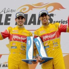 Suspensi Grand New Avanza Keras Cicilan Veloz Sean Gelael Gemilang Di Asian Le Mans Blackxperience