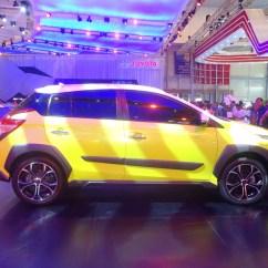 Toyota Yaris Trd Heykers All New Grand Avanza 2019 Giias 2015 Dan Legian Tampil Ciamik