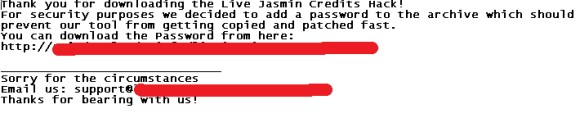 livejasmin hack file fake passwords