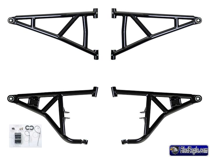 Kit triangle avant complet RZR 1000XP
