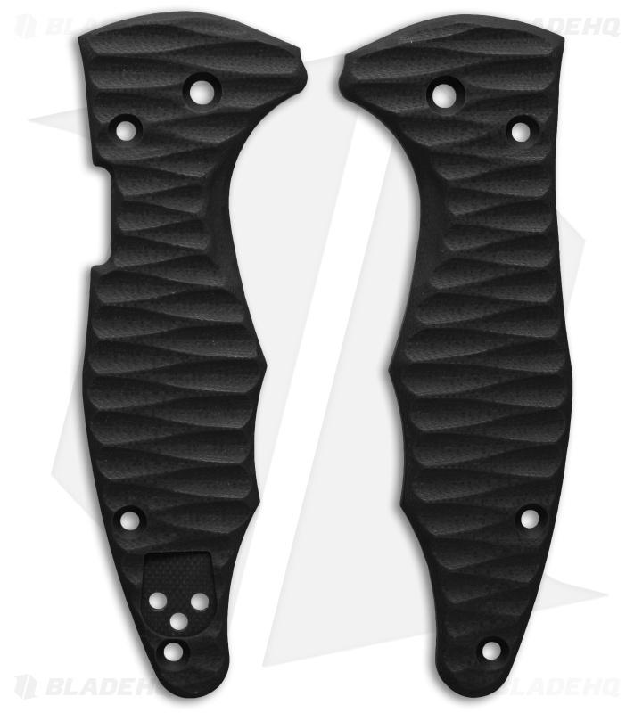 Spyderco Yojimbo 2 Custom Replacement Scale by Allen