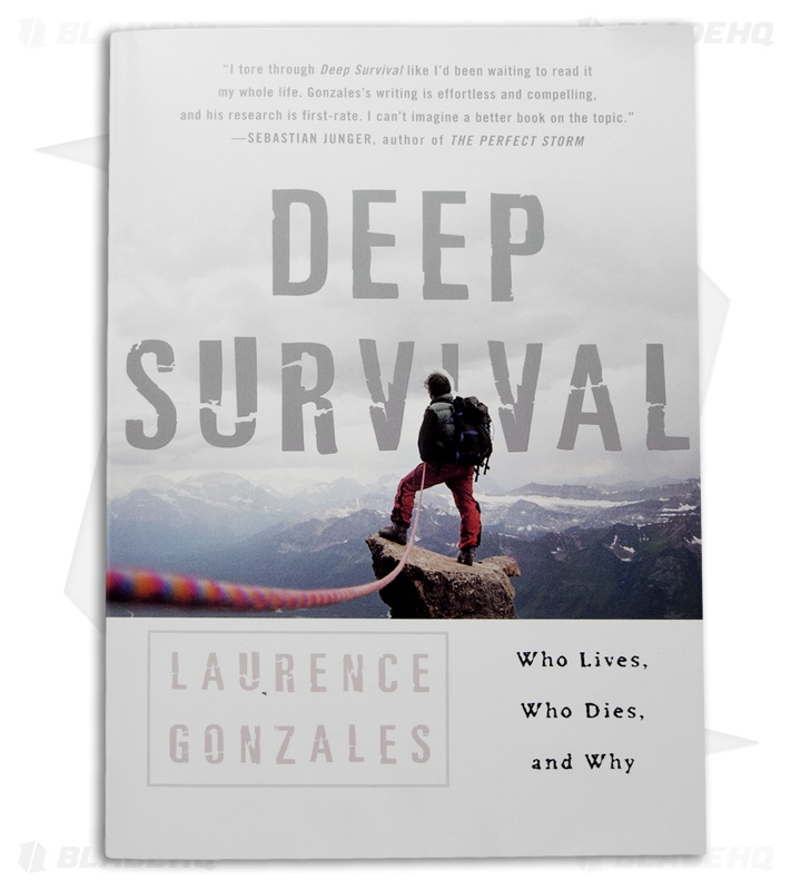 Image result for deep survival by laurence gonzales