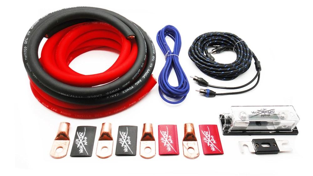 medium resolution of amp wiring kits