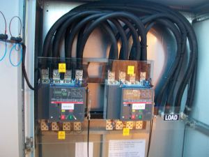 Changeover ATS  1250 Amp ABB 3 Phase NAutomatic Transfer Switches | Manual Transfer Switch