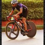 Carbon Wheelset For Team Kinshi