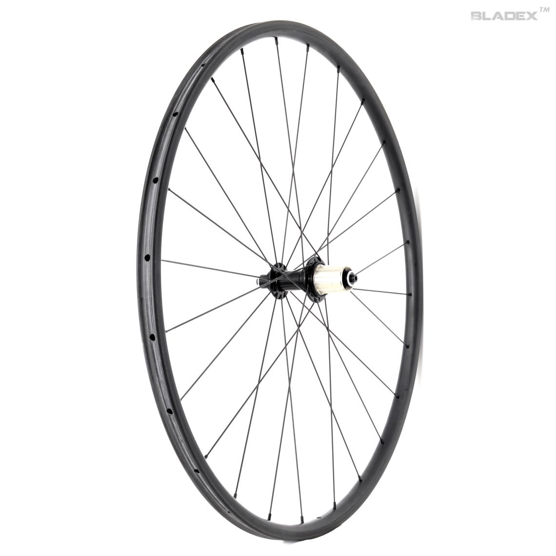 Tubular Wheels - 20mm Rear