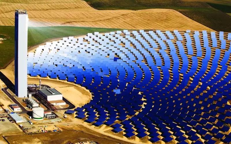 LAllemagne finance la centrale solaire de Midelt vido