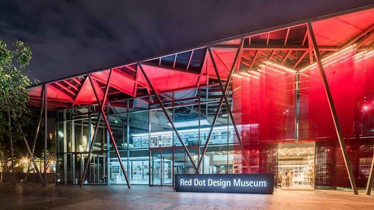 Red Dot Design Museum Singapore, Singapura