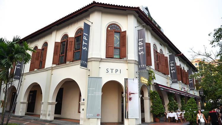 STPI Creative Workshop and Gallery, Singapura