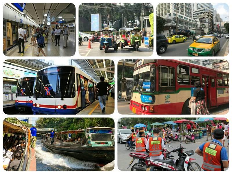 berkeliling bangkok menggunakan transportasi umum
