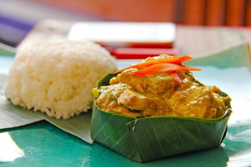 fish amok makanan khas negara kamboja