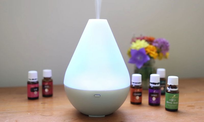 essential oil dan diffuser
