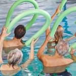 hidroterapi di kolam renang