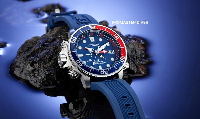 jam tangan citizen promaster diver