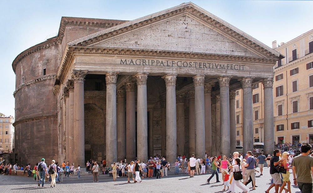 Pantheon Romawi
