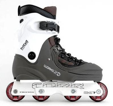 agressive skates