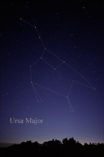 rasi bintang ursa major