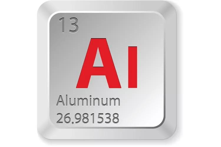 simbol kimia dan nomor atom unsur aluminium