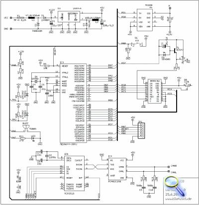 Stromlaufplan Audi A6 C4