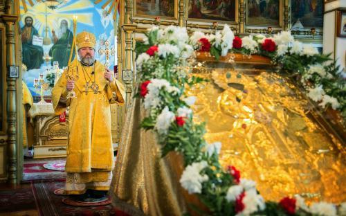 Праздник святителя Николая Чудотворца в Свободном в 2015 г. Фото: Андрей Жадько