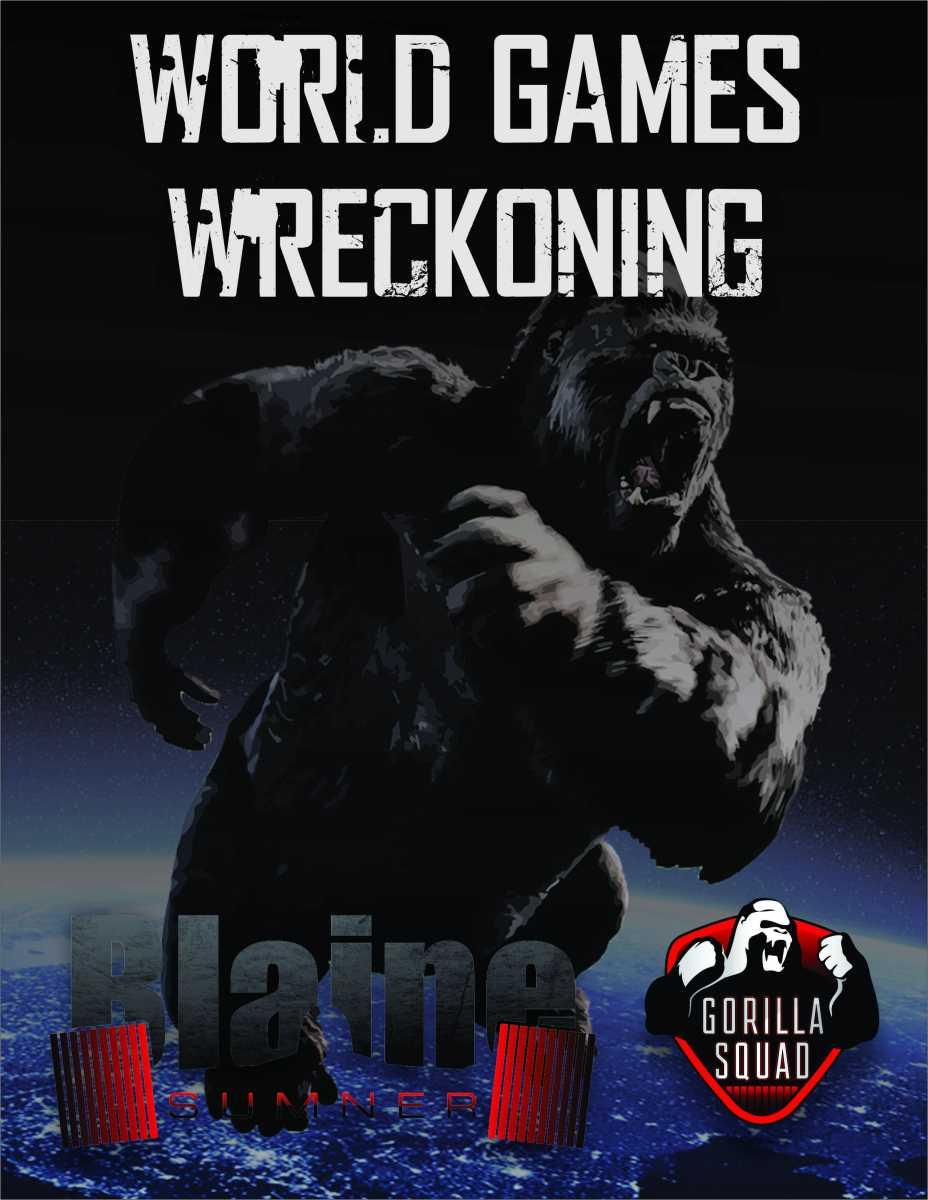 World Games Wreckoning Program 2