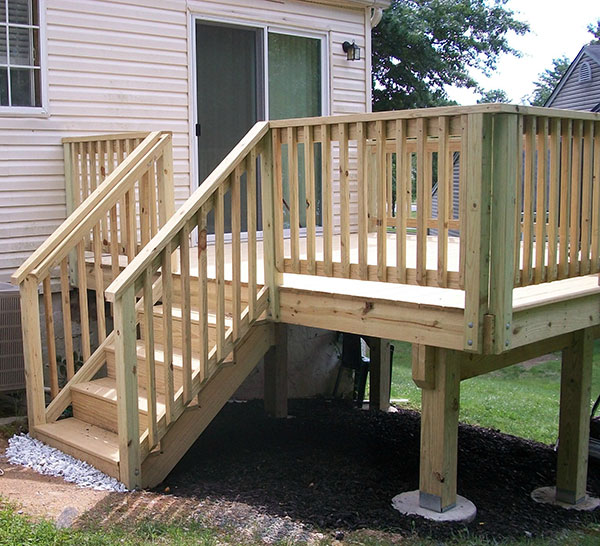Deck - After remodel