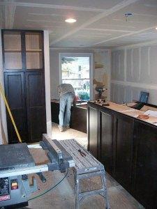Kitchen Remodel In Progress