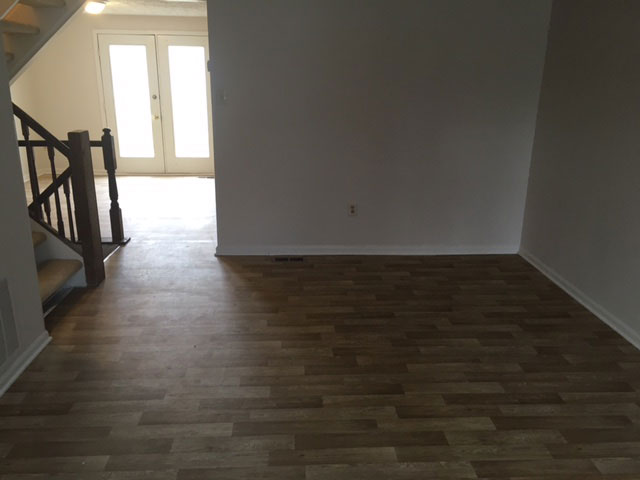 New Living Room Flooring