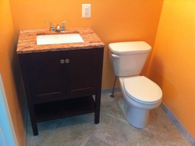 Bathroom Remodel & reconstruction