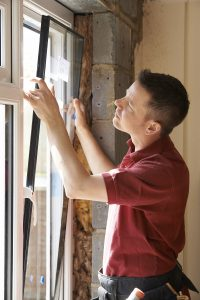 Replacing Drafty Windows